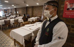 Utilização de sachês para bares e restaurantes