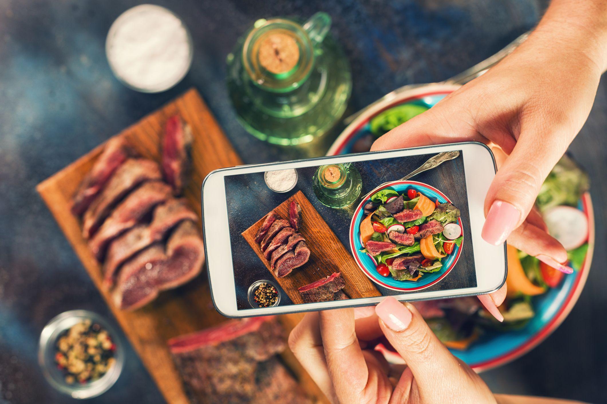 Como trabalhar o Instagram para restaurante