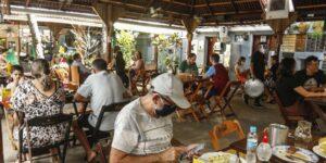 Gasto em bares e restaurantes melhora em maio com a flexibilização